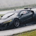 Honda NSX GT3… Elle se chauffe à Daytona !