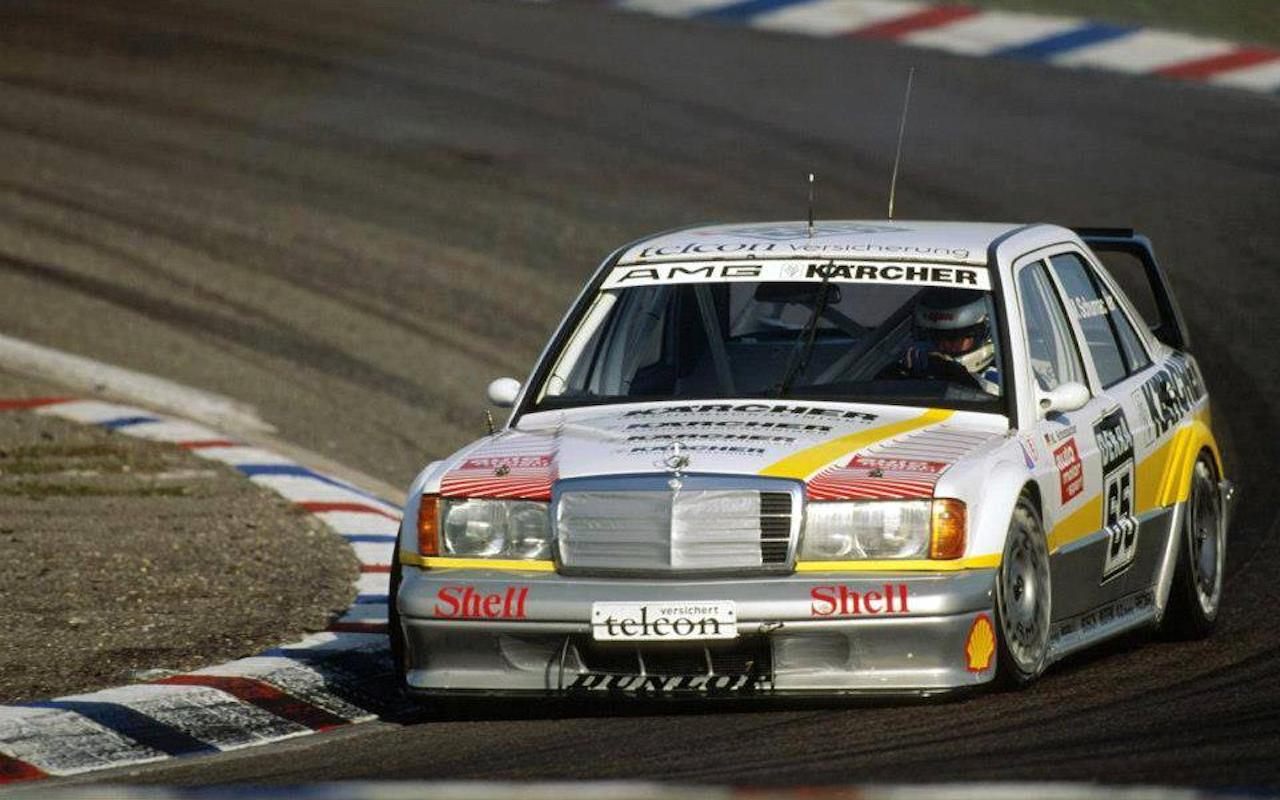 Quand Michael Schumacher Courait En Dtm Dledmv