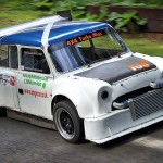 Hillclimb Monster : Mini Evo 4×4 – Attention, elle mord !