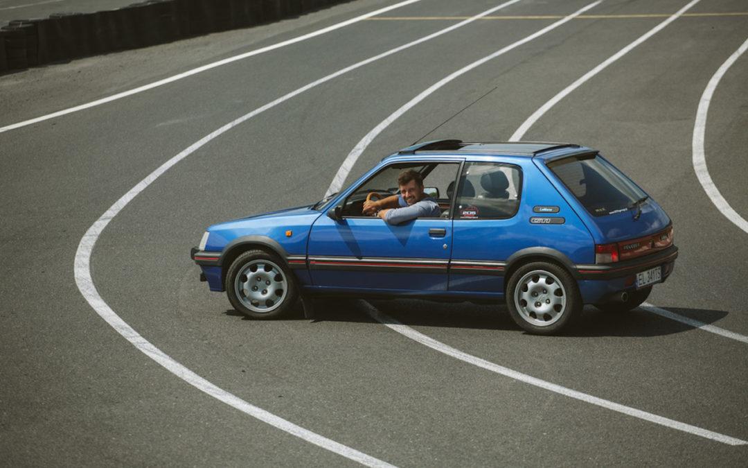 """Peugeot 205 GTi """"Le Mans""""… Vous connaissiez ?"""