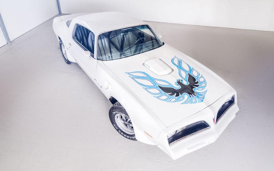 Pontiac Firebird Trans-Am «The Bandit» – Sacré gueule !