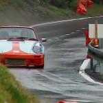 C'est l'hiver, ça glisse... surtout en Porsche 911 !