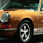 '73 Porsche 911 T - Road trip nocturne au Japon