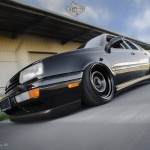 Slammed Vento – The Dark Knight !