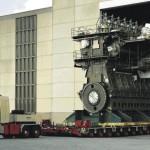 Wartsila-Sulzer 14RT-flex 96C : Le moteur le plus puissant du monde