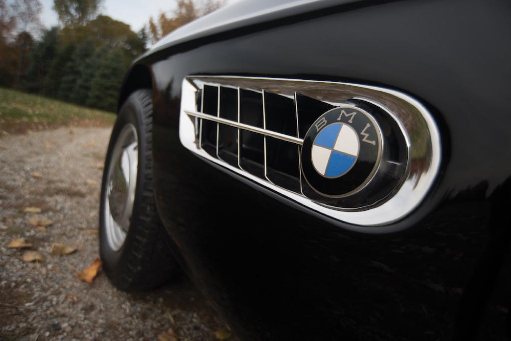 BMW 507... Merci Max ! 13