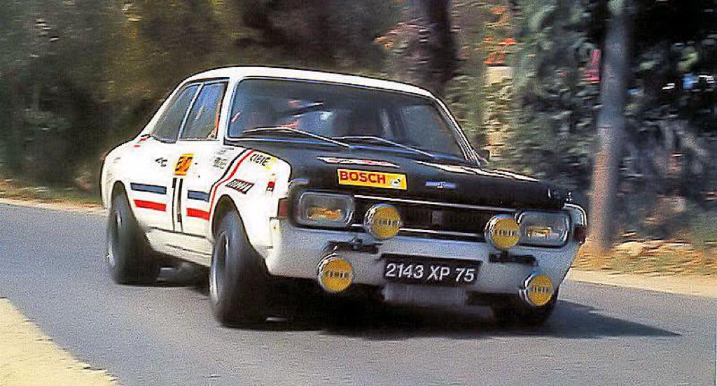 Jean Ragnotti en Clio Maxi... Show Time ! 5
