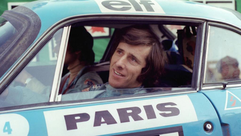 Jean Ragnotti en Clio Maxi... Show Time ! 1