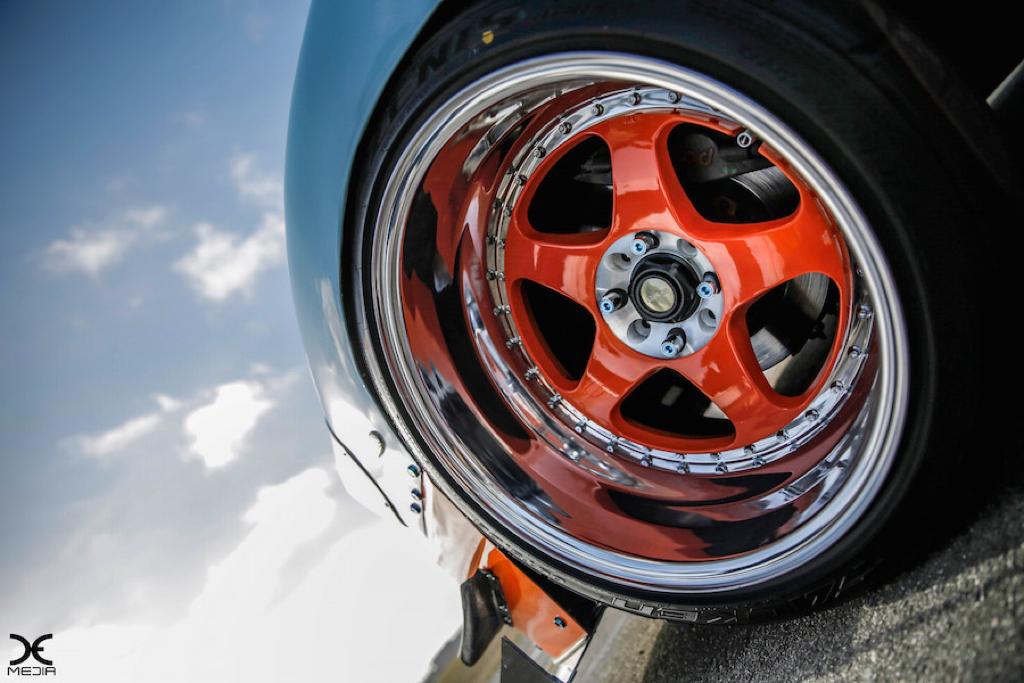 Datsun GT 240 Z... En Gulf et RB25 ! 5