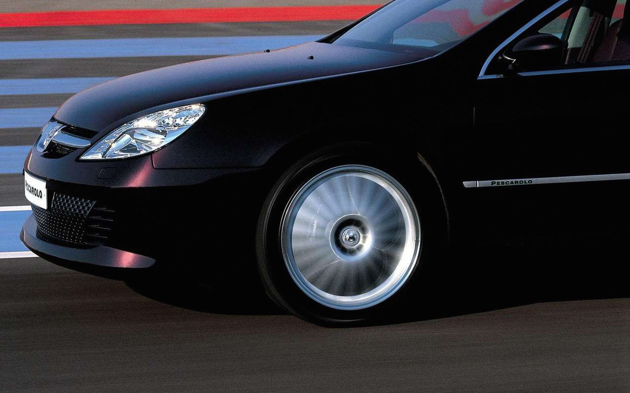 Peugeot 607 Pescarolo - Proto tu es... proto tu resteras ! 1