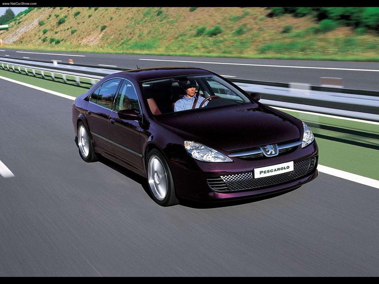 Peugeot 607 Pescarolo - Proto tu es... proto tu resteras ! 5