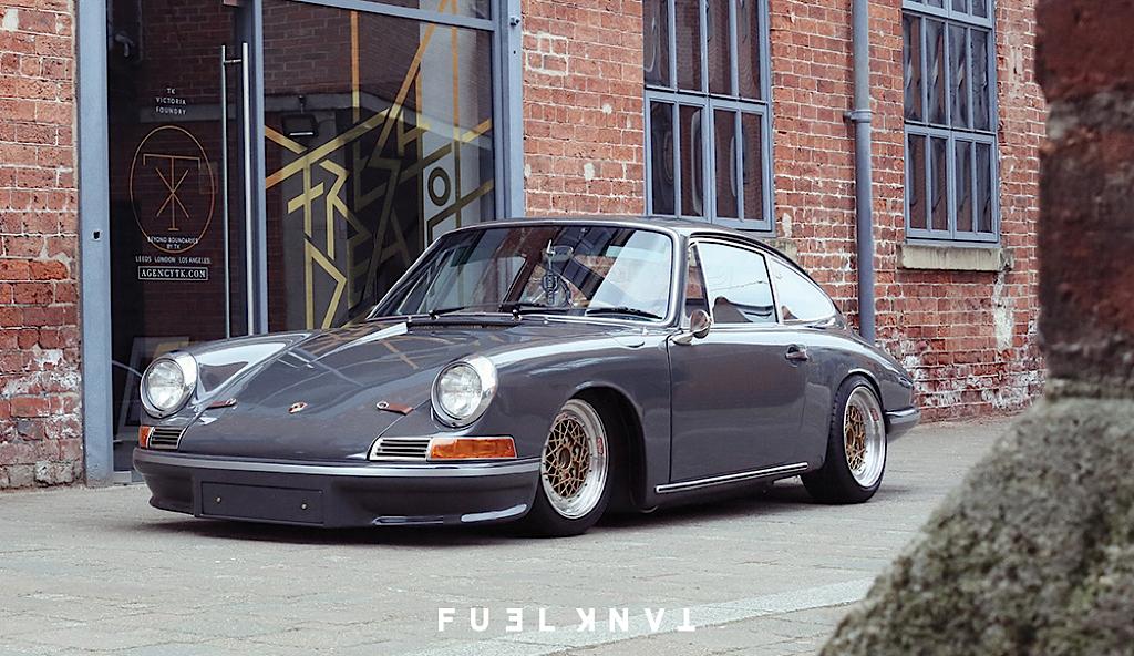 '68 Porsche 911 T Custom... London Outlaw ! 8