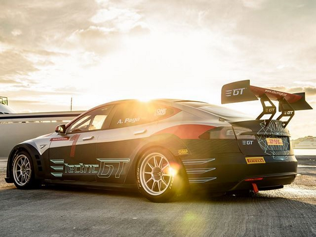Tesla EGT  Championship - Sport élec ! 5