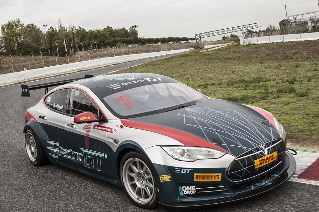Tesla EGT  Championship - Sport élec ! 2
