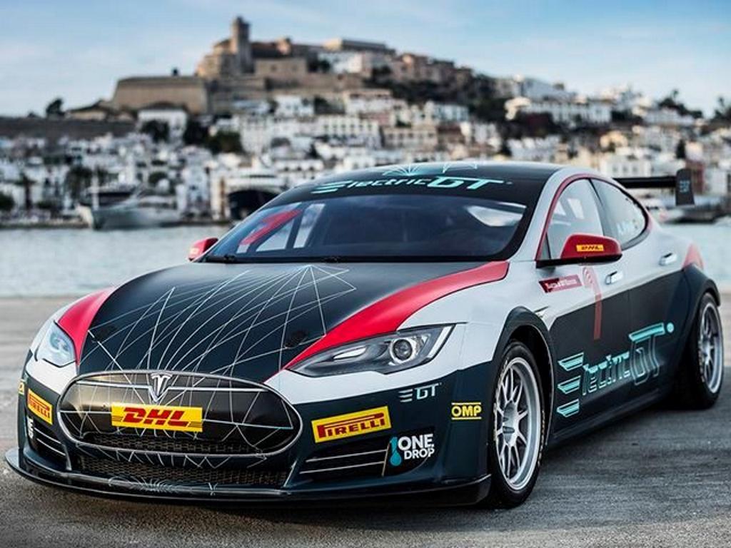 Tesla EGT  Championship - Sport élec ! 1