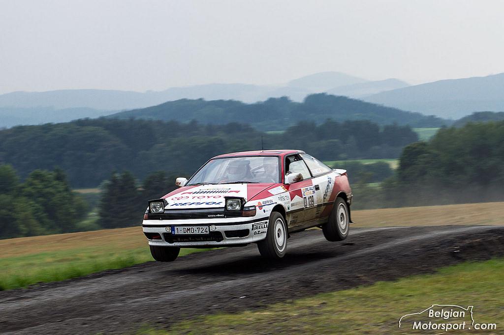 Engine Sound : Toyota Celica GT-Four ST165 GrA... Essai transformé ! 4