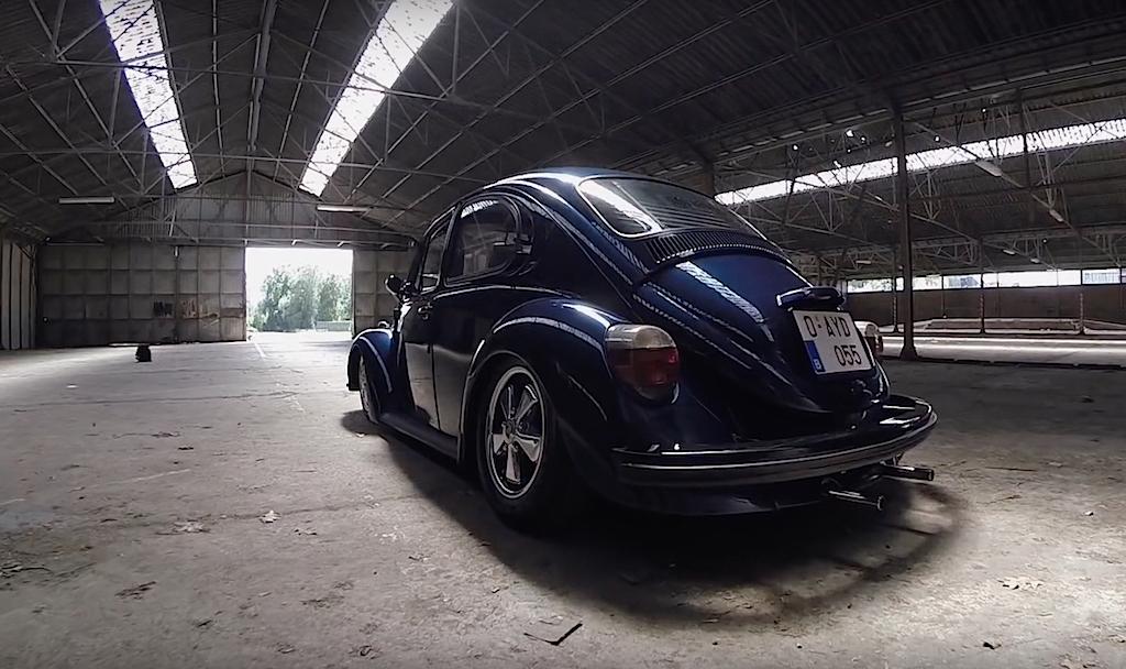 '73 Slammed VW Bug... Juste une Cox posée ! 2