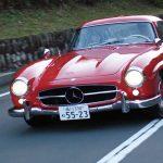 Mercedes 300 SL – Pure poésie !