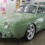 Renault Dauphine ou plutôt IKA Gordini Turbo... Ay Caramba !
