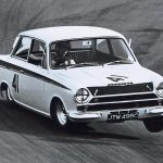 Jim Clark : Drift en Cortina Lotus