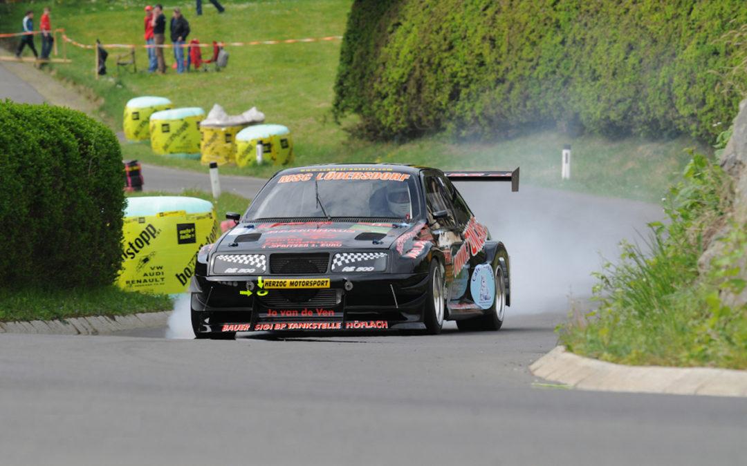 Hillclimb Monster : Ford Sierra RS500 Cosworth – La danseuse !