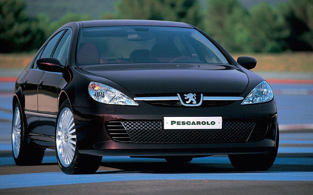 Peugeot 607 Pescarolo – Proto tu es… proto tu resteras !