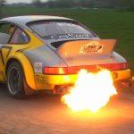 Porsche 911 Gr4 - Monte le son et change de caleçon !