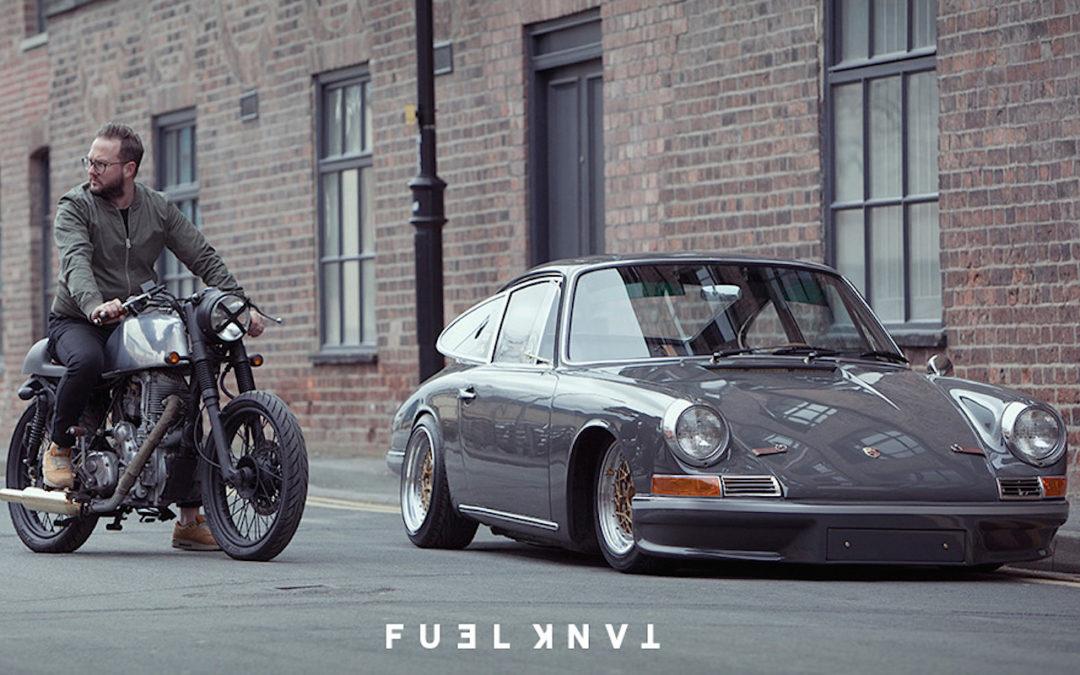'68 Porsche 911 T Custom… London Outlaw !