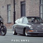 '68 Porsche 911 T Custom... London Outlaw !