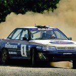 Subaru Legacy WRC... avec un certain Colin McRae