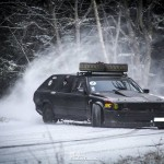 Drift in Snow 2K17 - Vin chaud et pneu cramé !