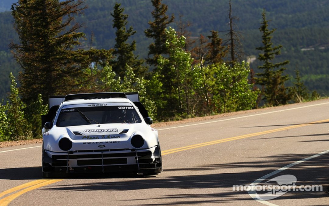 HillClimb Monsters – Ford RS200 Pikes Peak
