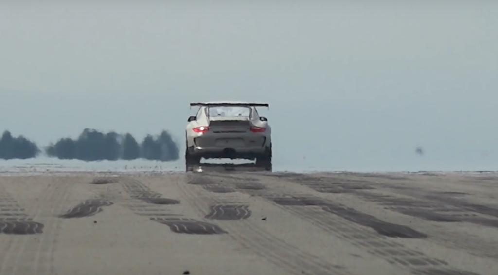 Porsche 997 GT3 RS Cup revue par 9ff... L'apocalypse ? 1