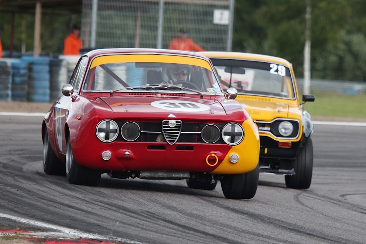 Alfa GTAm - En tête à tête avec la légende ! 18