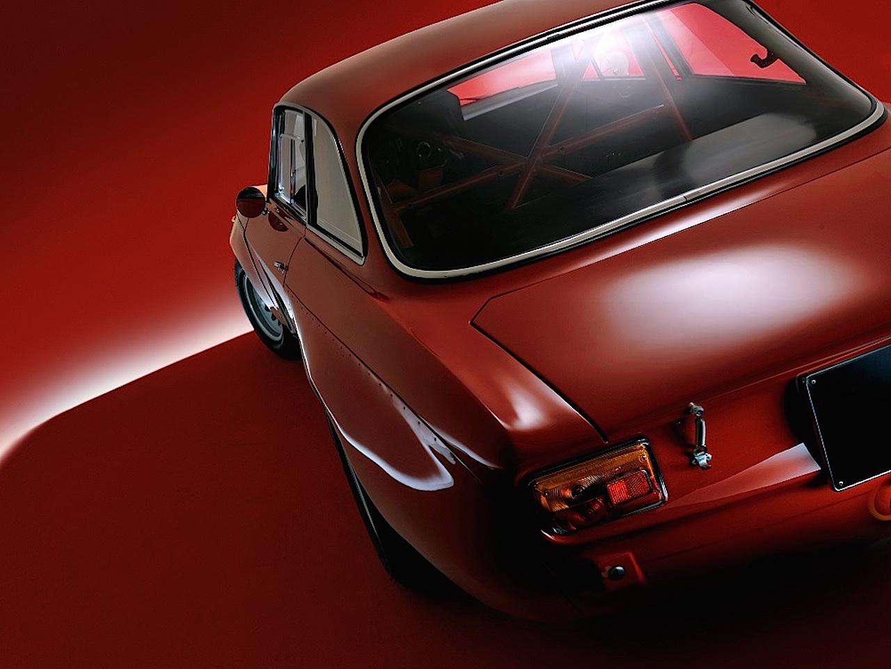 Alfa GTAm - En tête à tête avec la légende ! 1
