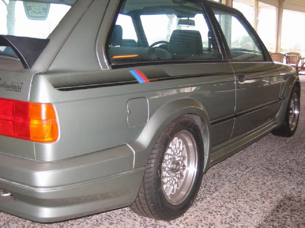 BMW E30 Sport Touring Luchjenbroers - Bricolage d'orfèvre ! 4