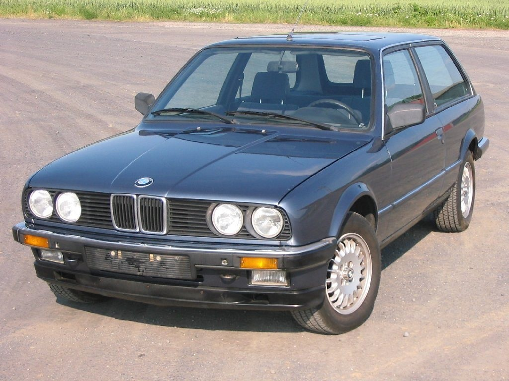 BMW E30 Sport Touring Luchjenbroers - Bricolage d'orfèvre ! 3