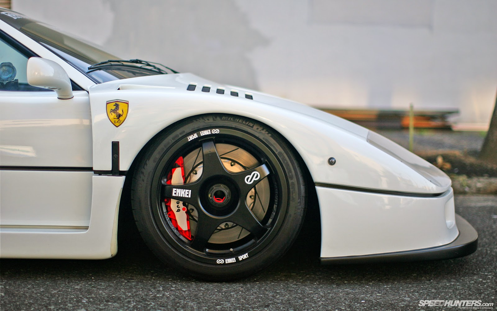 Ferrari F40 Liberty Walk - Chef d'oeuvre ou hérésie ? 6