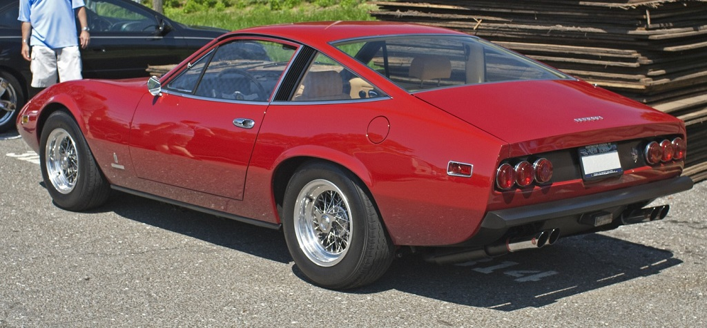 Ferrari 365 GTC/4 - La Fausse Jumelle... 3