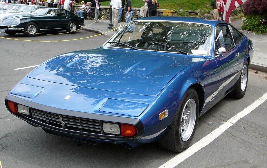 Ferrari 365 GTC/4 - La Fausse Jumelle... 4