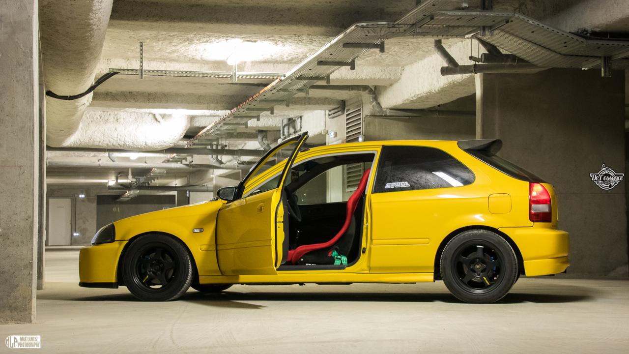 Honda Civic EK4 Spoon... Poussin sous amphet' 15