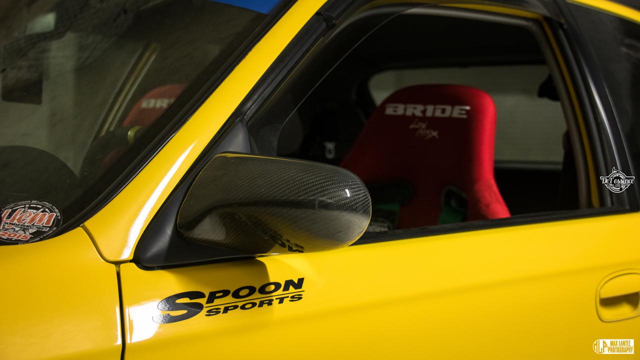 Honda Civic EK4 Spoon... Poussin sous amphet' 6