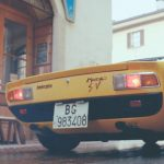 Italian road trip en Lamborghini Miura SV - Un p'tit café ?! 12