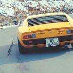 Italian road trip en Lamborghini Miura SV - Un p'tit café ?! 10