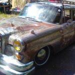 """'67 Static Mercedes 200d """"Hardtail Sally"""" - Où est passé l'antirouille ?! 12"""