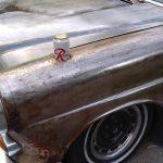 """'67 Static Mercedes 200d """"Hardtail Sally"""" - Où est passé l'antirouille ?! 11"""