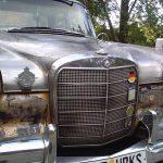 """'67 Static Mercedes 200d """"Hardtail Sally"""" - Où est passé l'antirouille ?! 10"""