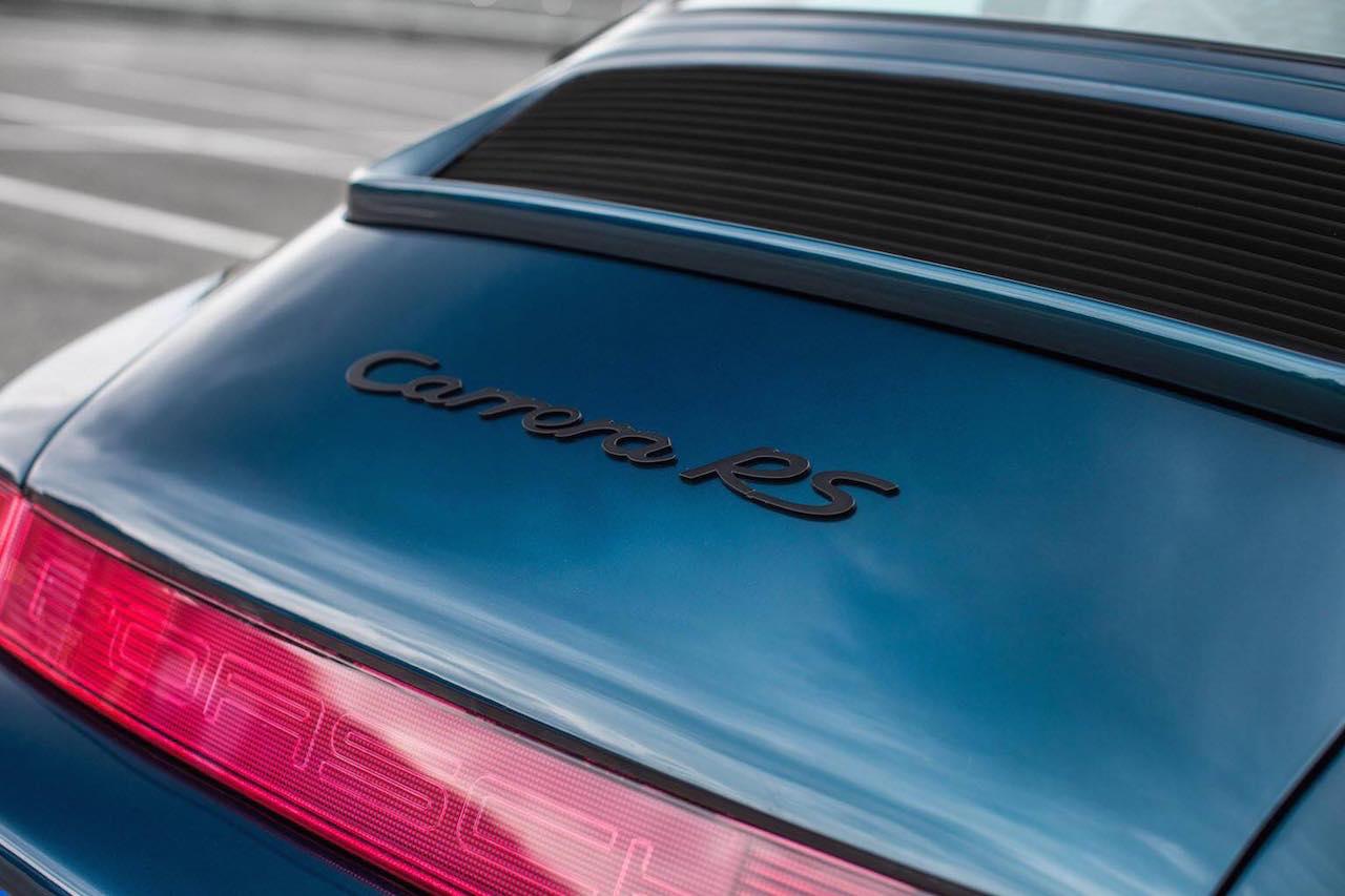 Porsche 964 Carrera RS... L'amazone ! 5