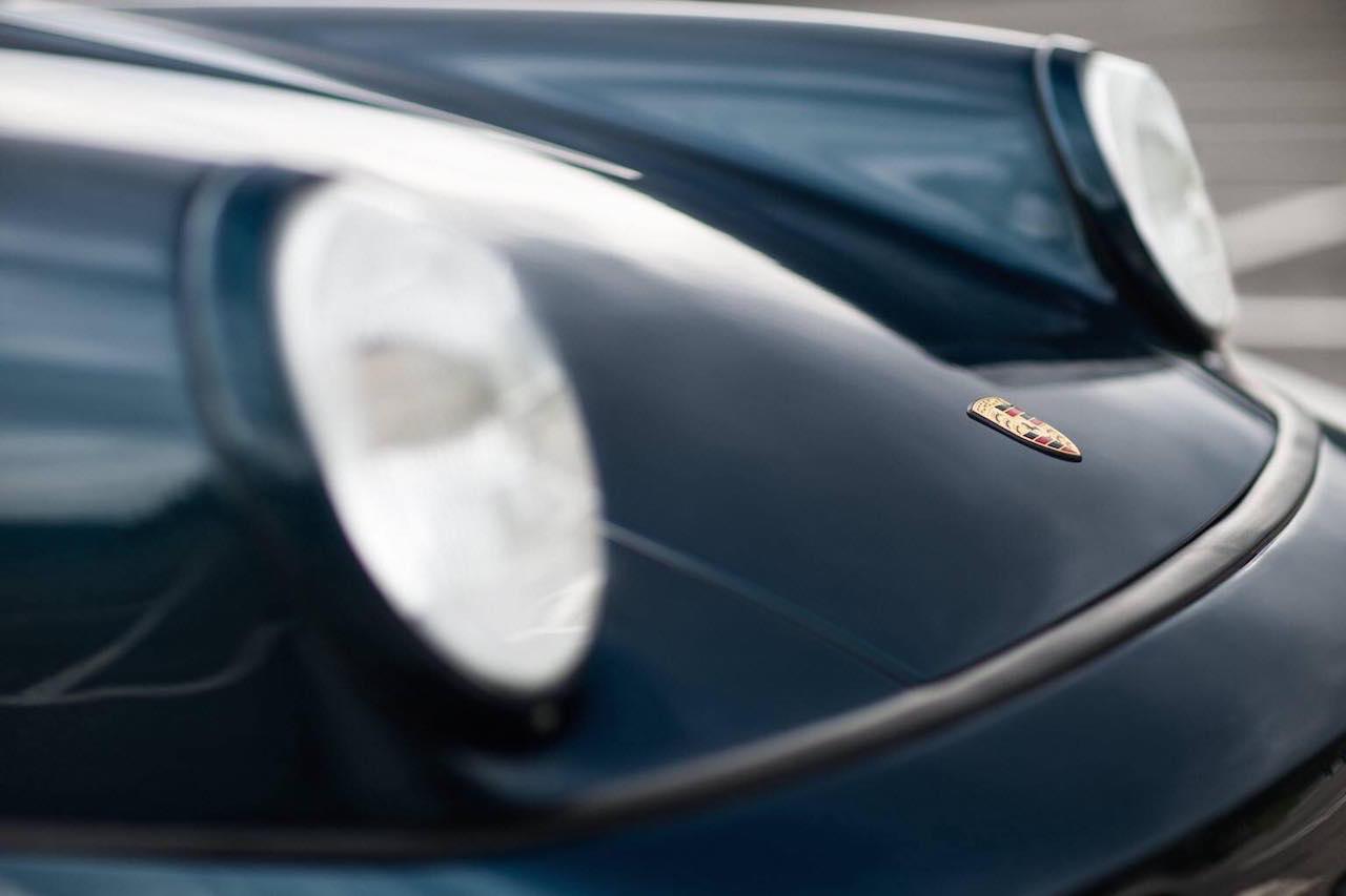 Porsche 964 Carrera RS... L'amazone ! 7