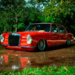 Red Bagged Benz W108... Mélange des genres ! 31